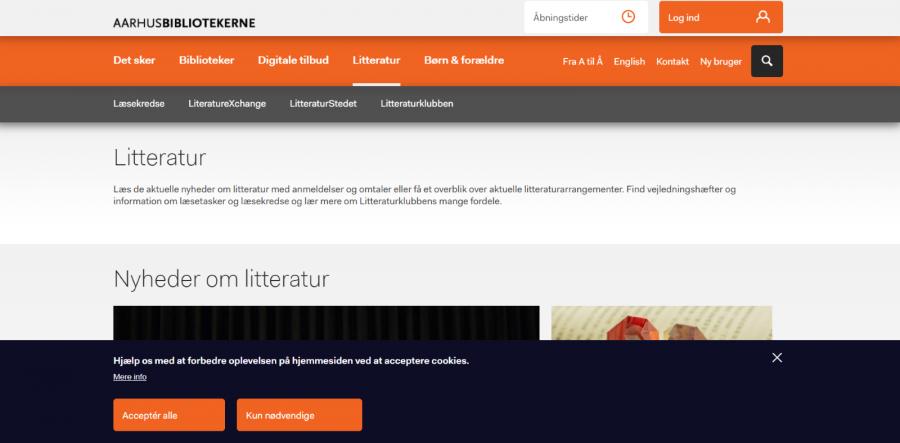 Screendump af aakb.dk